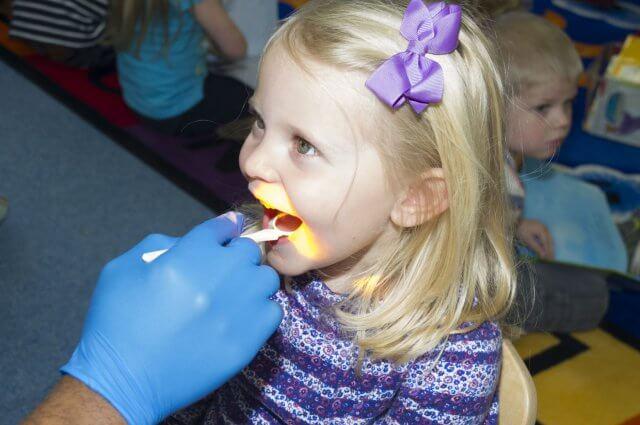 visit dental checkup