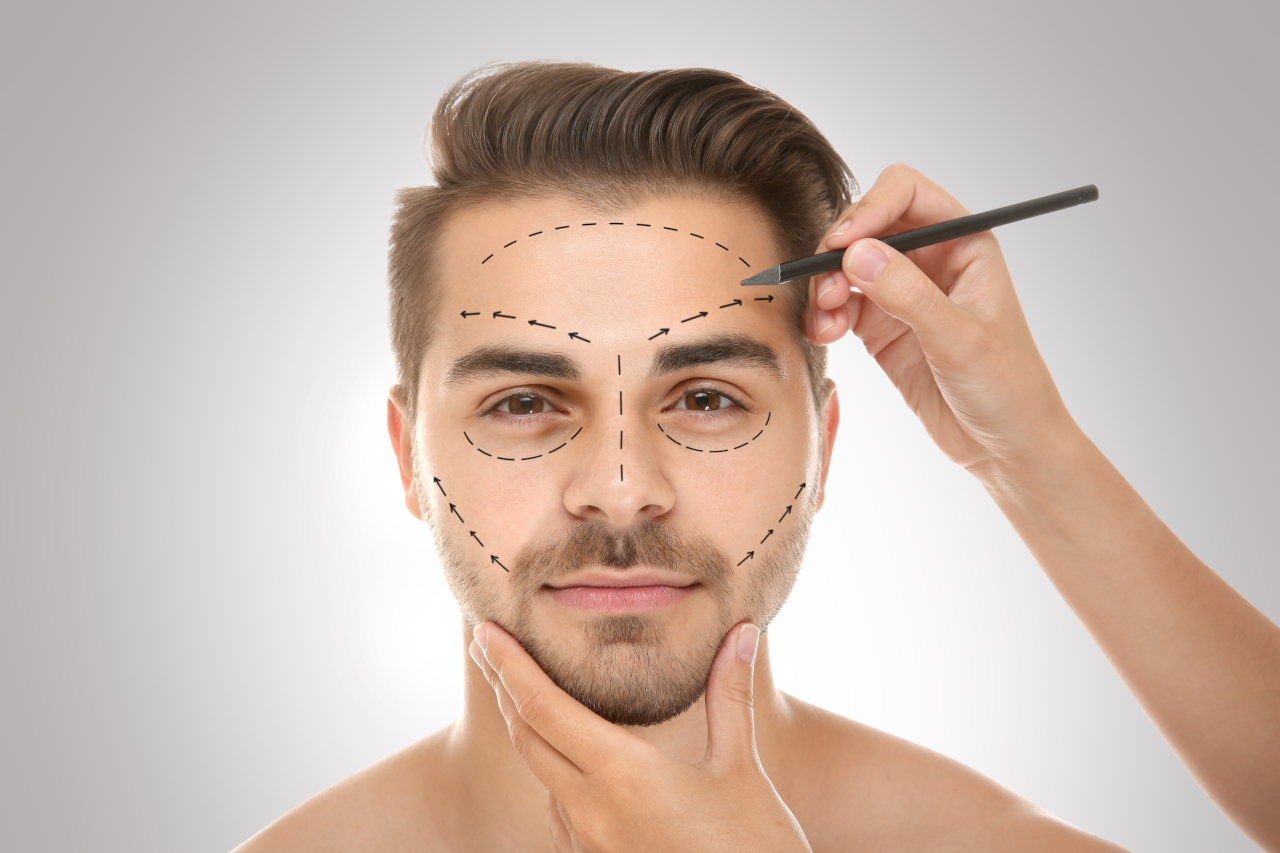 Male Plastic Surgery - The New Beauty Boom