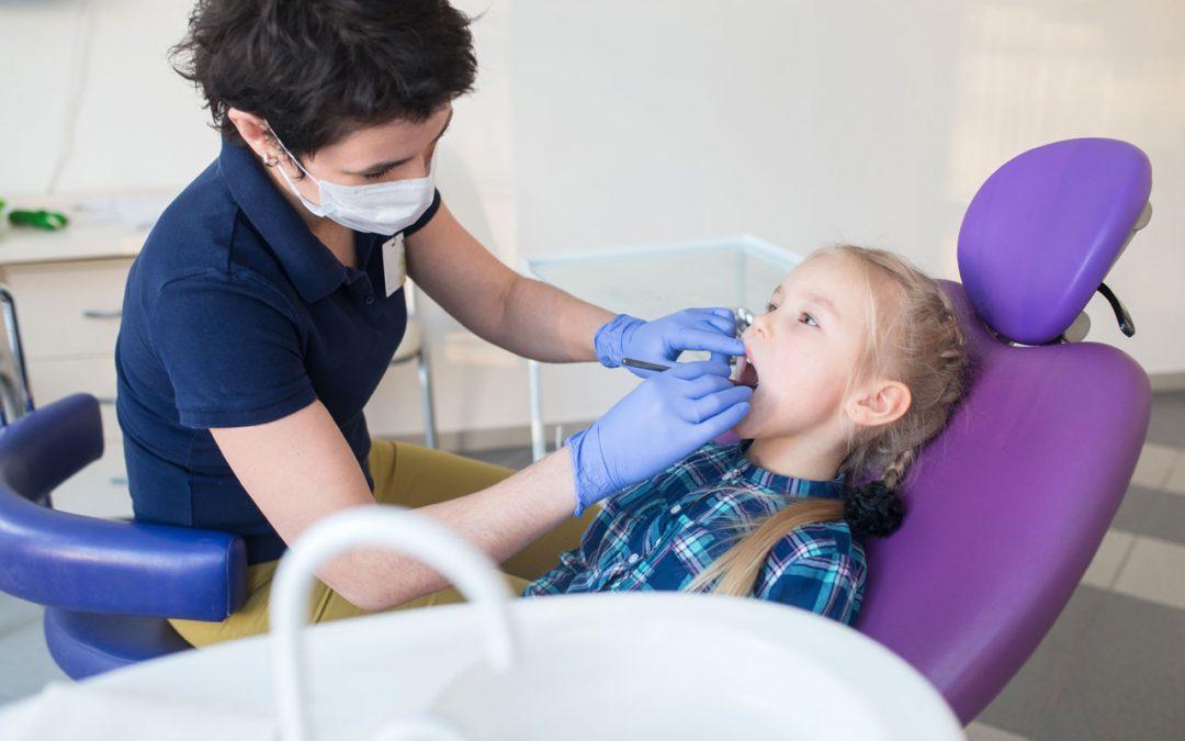 Baby Root Canal Procedure