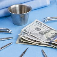 Estimation of average cost of tummy tuck