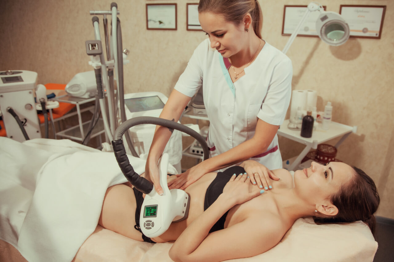 Non invasive body contouring