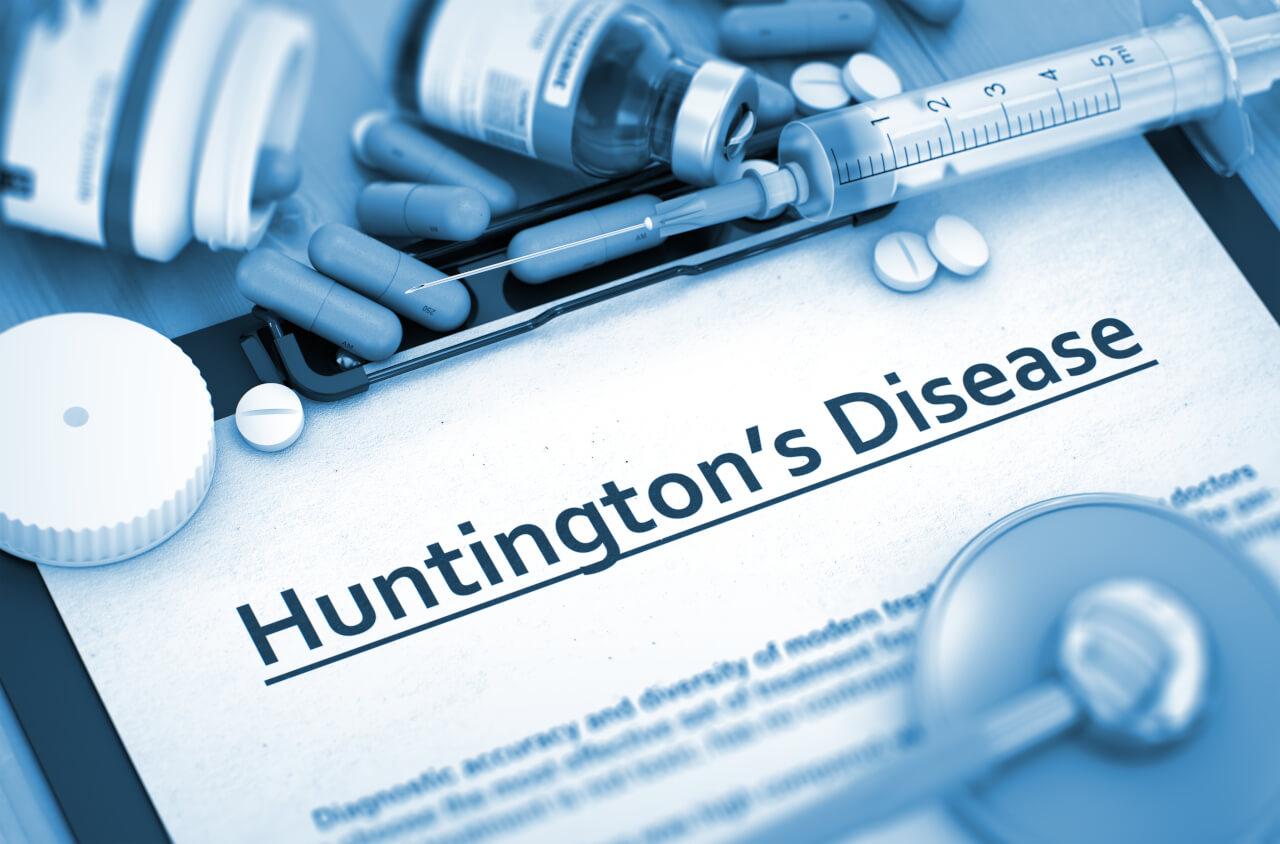huntington's disease treatment