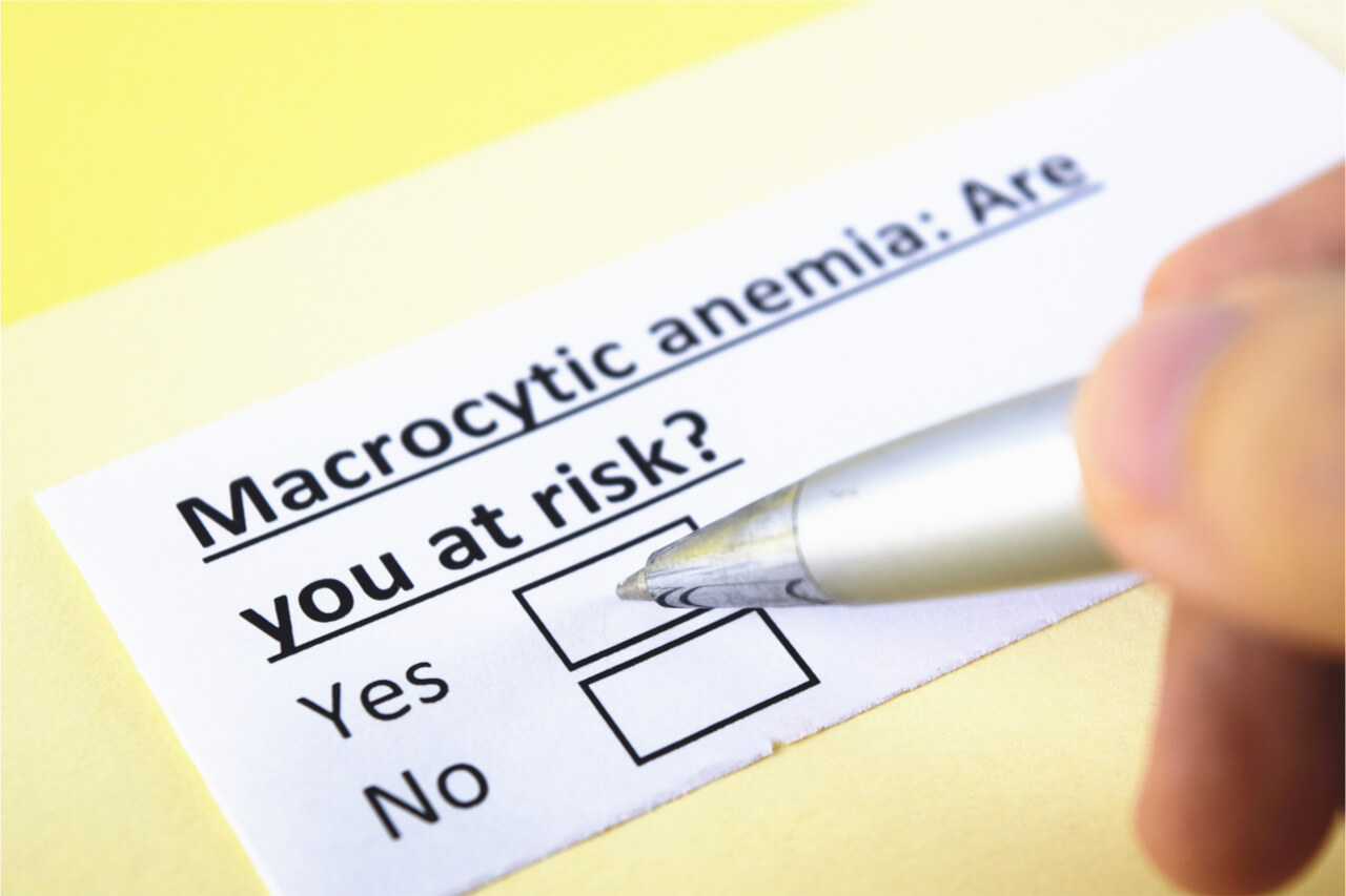 macrocytic anemia symptoms