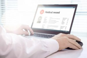 medical records transcription