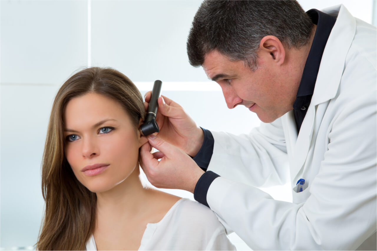 ent surgeon