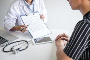 patients medical history