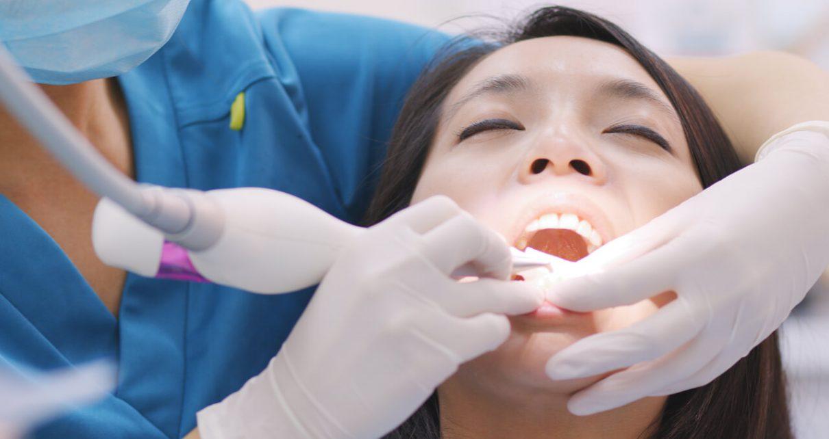 dental deep cleaning procedure