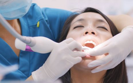 dental deep cleaning procedure
