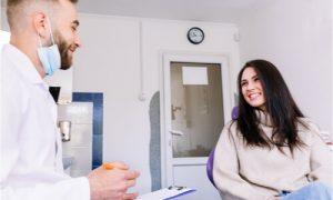 Talking to a New Dentist
